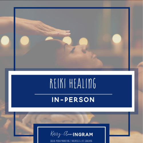 Kerry-Ann Ingram's Reiki Healing: Distance and In-Person Session