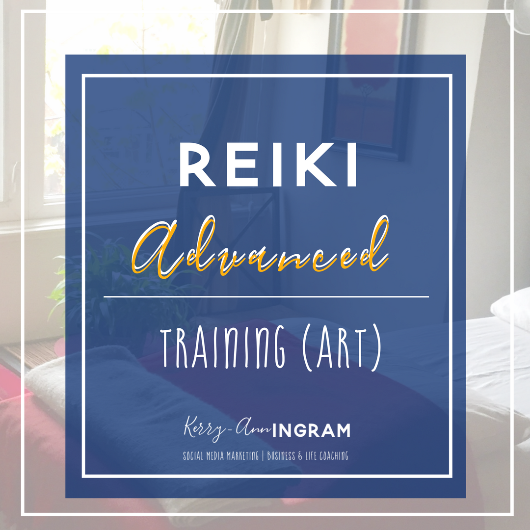 Advanced Reiki Training (ART)