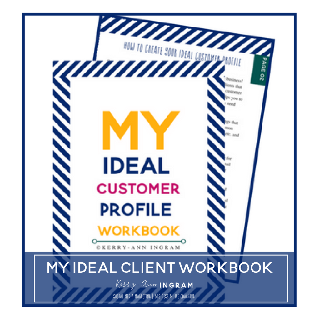 Your personal workbook to help you find all your ideal clients online to have and run a success business. Kerry-Ann Ingram is a reiki master, life and business coach digital marketer based out of Toronto Canada. Her goal is to help you get over fear and heal all areas of your life.