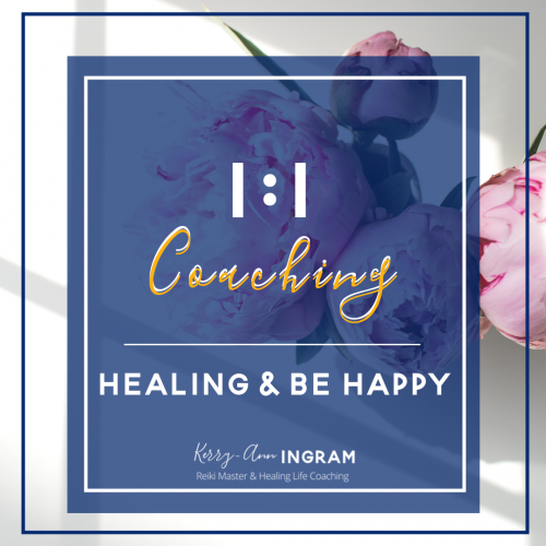 Kerry-Ann Ingram // Reiki Master and Life Coach in Toronto