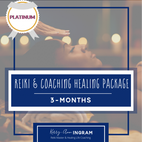 Reiki Healing & Coaching Program Package