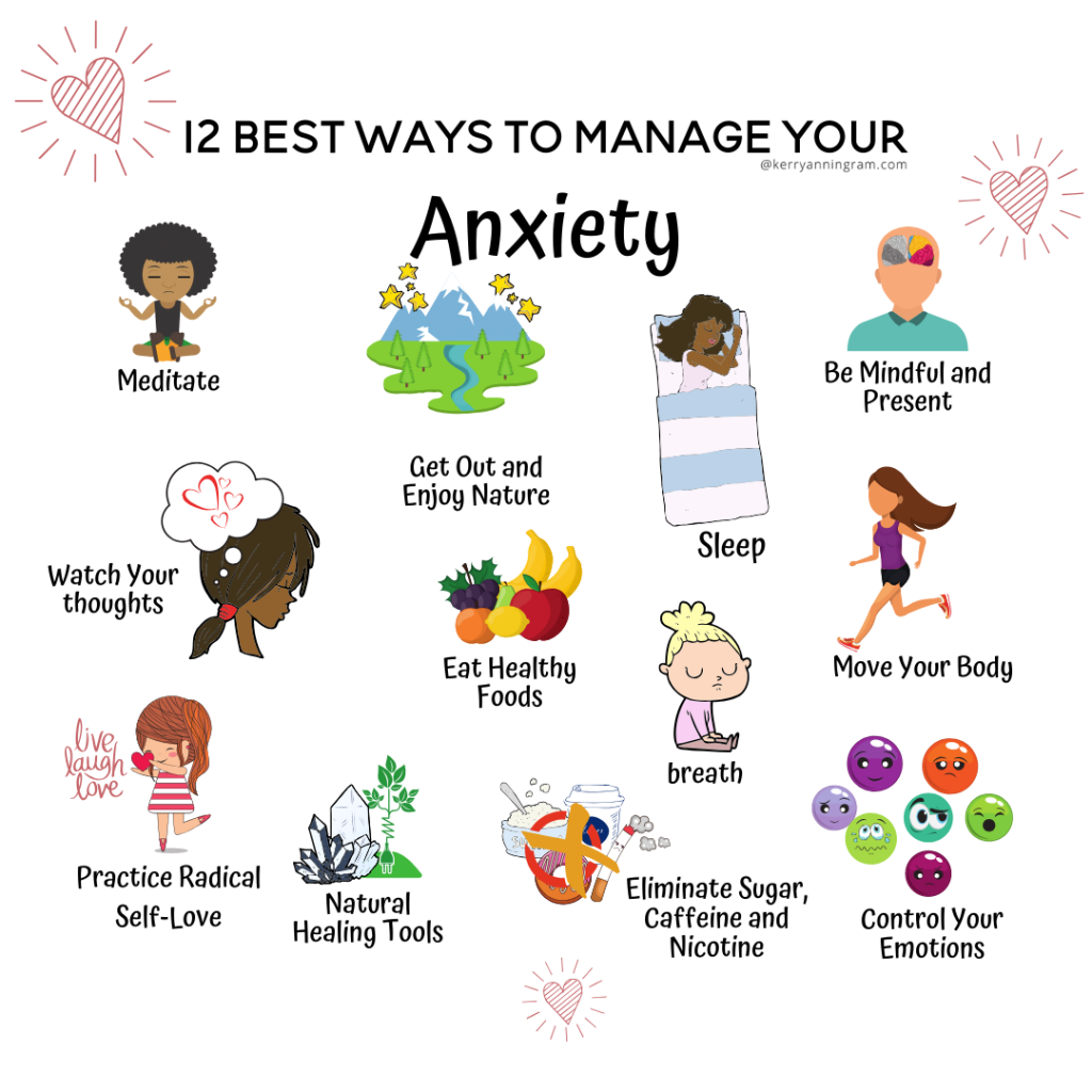 12 life changing tips for anxiety