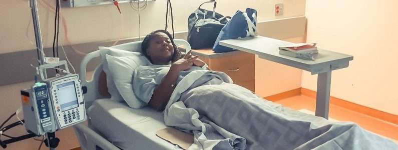 Stress sent me into the Hospital for 6-Days